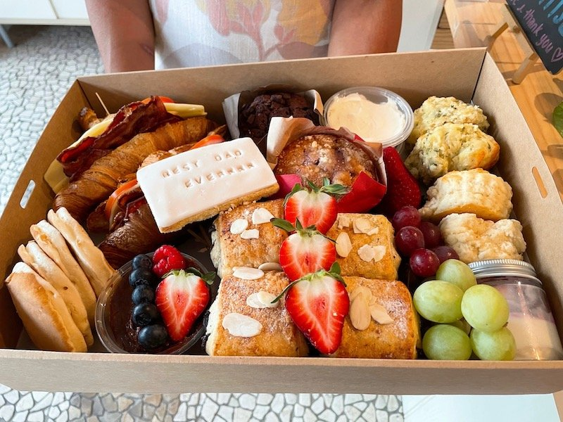 Fathers Day Brunch Box