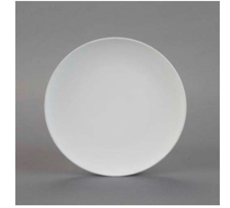 Paintable Dinner Plate